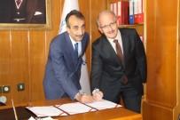 MİLLİ EĞİTİM MÜDÜRÜ - İşbirliği Protokolü İmzalandı