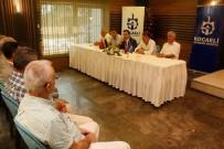LÜTFI EFIL - İstişare Toplantıları İzmitli Muhtarlarla Devam Etti