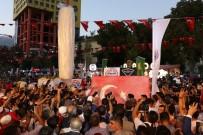 FERHAT GÖÇER - Kahramanmaraş Dondurma Festivali Rekorla Başladı