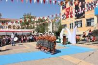 AHMET GAZI KAYA - Kahta'da İlköğretim Haftası Kutlandı