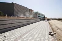 ŞELALE - Karaman'da Seyir Teraslarında Sona Yaklaşıldı