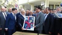 AHMET KARATEPE - Katar Çevre Bakanı Al-Ramaihi, Ceylanpınar'da