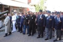 CENAZE NAMAZI - Kıbrıs Gazisi Albay Cahit Özdirek Dualarla Son Solculuğuna Uğurlandı