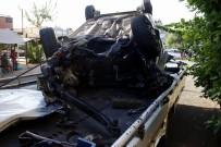 GAZI BULVARı - Kiralık Araçla Ölüme Gitti
