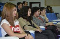 KAYALı - KLÜ'de Uluslararası Öğrencilerle Tanışma Toplantısı Gerçekleştirildi