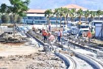 GAZI BULVARı - Konak Tramvayı'nda Önemli Bir Eşik Daha Aşılacak