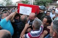 ŞEHİT BABASI - Konya Şehidi Halis Özcengiz Toprağa Verildi