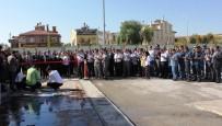 PANCAR EKİCİLERİ KOOPERATİFİ - Konya Şeker Fabrikası Pancar Alımına Başladı