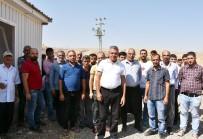 AHMET GAZI KAYA - Köylüler HES'e Tepki Gösterdi