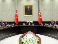 MGK TOPLANTISI - Milli Güvenlik Kurulu kararları açıklandı