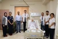 ÜÇ BOYUTLU YAZICI - Kütahya'da Kafatası Şekillendirme Ameliyatında 3 Boyutlu Teknoloji