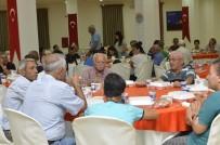 İMAM HÜSEYIN - Mersin'de Muharrem Oruçları Açıldı