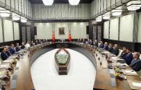 CUMHURBAŞKANLIĞI KÜLLİYESİ - MGK Toplantısı Sona Erdi