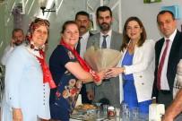 MEHTERAN TAKıMı - MHP Babaeski İlçe Başkanlığı'nın Yeni Binası Törenle Açıldı