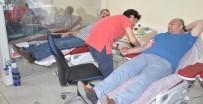 KAMU ÇALIŞANI - MHP'den Kan Bağışı Daveti