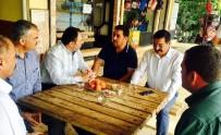 KARŞIYAKA - MHP'den Mahalle Toplantısı