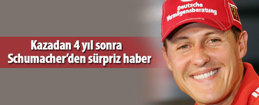 Michael Schumacher'de yeni umut!