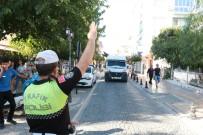 Milas'ta Sürücülere Ceza Yağdı