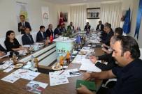 OKAN YıLMAZ - Nevşehir'de KOP Eylem Planı Bilgilendirme Toplantısı Yapıldı