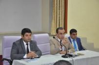 ÖĞRETMENLER - Okul Müdürleri İle Toplantı Yapıldı