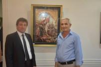 KEMAL DOKUZ - Osmanlı Katı Sanatı Ve Üç Boyutlu Kabartma Tablolar Sergisi Açıldı