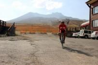 DÜNYA ŞAMPİYONASI - Cumhurbaşkanlığı Bisiklet Turu'na Erciyes'te Hazırlanıyor