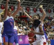 ABDULLAH GÜL - Özgecan Kadınlar Basketbol Turnuvası