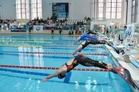 KADIN SPORCU - Paletli Yüzme Dünya Kupası Altın Finalleri Başladı