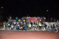 SOSYAL HAYAT - Perşembe Akşamı Bisikletçileri 192'İnci Turunu Tamamladı
