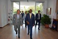 MOBİLYA - Ruanda Büyükelçisi'nden AOSB'ye Ziyaret