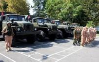 ABHAZYA - Rusya, Abhazya'ya Yeni Askeri Araçlar Teslim Etti