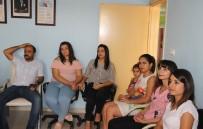 AHMET KELEŞOĞLU EĞITIM FAKÜLTESI - Samandağ Belediyesi Kreş Ve Gündüz Bakımevi'nde Eğitimler Tamamlandı