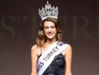 MİSS TURKEY - Şehitlere hakaret eden Miss Turkey 2017 güzelinin tacı geri alındı