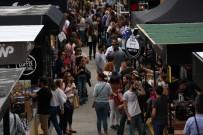 ÖZEL TASARIM - Şehre Kahve Kokusu Yayan Festival Başladı