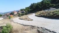 ŞIRINYER - Şirinyer'e Salihli Belediyesi Eli Değdi