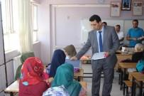 KARDEŞ OKUL - Siverek'te İhtiyaç Sahibi Öğrencilere Kırtasiye Yardımı