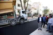 AKKONAK - Subaşıoğlu, Üst Yapı Çalışmalarını İnceledi