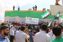 BEŞAR ESAD - Suriye'de Esad Karşıtı Protesto Gösterisi
