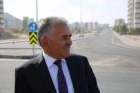 ELEKTRİK HATTI - Taha Carım Bulvarı İle Trafik Rahat Nefes Alacak