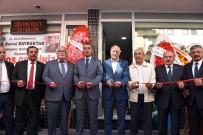 MURAT ÇELIK - Taşköprü Ziraat Odası'nın Yeni Binası Hizmete Açıldı