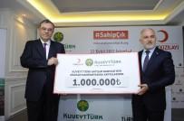 KUVEYT TÜRK - Türk Kızılayı'nın Arakan İçin Başlattığı Yardım Kampanyasına Büyük Destek