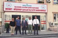 SERVET KOCAÖZ - Türkiye'nin En Büyük Palyatif Bakım Ünitesi Balıkesir'de Açılıyor