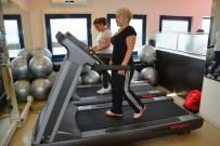 KURUÇEŞME - Ücretsiz Spor Salonlarından 15 Bin Kişi Faydalandı