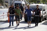 UYUŞTURUCU MADDE - Uyuşturucu Partisine Baskında 2'Si Cezaevi Firarisi 5 Kişi Gözaltına Alındı
