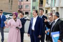 İBRAHIM GENÇ - Vakıflar Genel Müdürü'nden Başkan Toru'ya Ziyaret