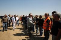 BAYBURT MERKEZ - Vali Pehlivan, Arazi Toplulaştırma Çalışmalarını İnceledi