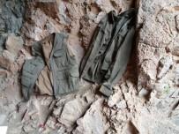 SİGARA İZMARİTİ - Van'da Terör Operasyonu