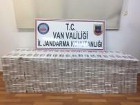 İL JANDARMA KOMUTANLIĞI - Van Merkezli Kaçak Sigara Operasyonu Açıklaması 16 Gözaltı