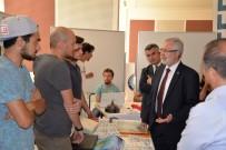 REKTÖR - Yeni Öğrenciler 'Tanışma Günleri'nde Buluştu