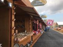 YUSUF DEMIR - Yenikapı'da Samsun Günleri Başladı